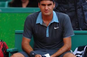 Roger Federer : just maried, mais battu et penaud sous les yeux de sa femme, enceinte...