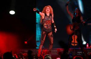 Shakira : Polémique en pleine tournée à cause d'un symbole nazi