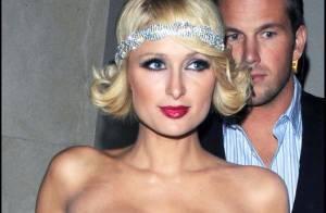 Paris Hilton : ta robe est toujours trop petite... en haut cette fois !