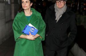 Colin Firth cocu ? Sa femme Livia et son ex-amant mettent un terme au scandale