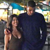Kourtney Kardashian : Radieuse et follement heureuse avec Younes Bendjima