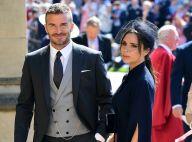 David Beckham fête la victoire des Anglais à la piscine, en mini slip de bain