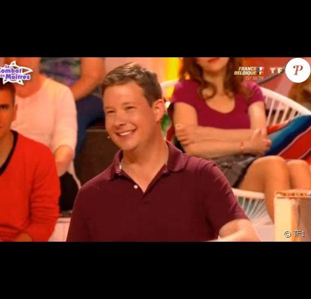 """Extrait de l'émission """"Les 12 coups de midi : Le combat des Maîtres"""" - TF1 le 10 juillet 2018"""