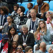 France-Belgique: Rachel, Erika, Charlotte... Les WAGS des Bleus comblées