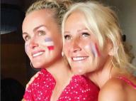 Laeticia Hallyday : La victoire des Bleus lui redonne le sourire