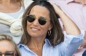 Pippa Middleton enceinte et rayonnante face à Camilla Parker Bowles à Wimbledon