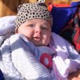Jazz dévoile des photos de sa fille Chelsea sur Instagram. Mars 2018.