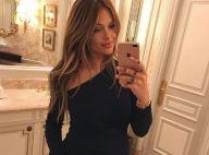 Caroline Receveur maman : Fière, elle dévoile sa silhouette post-grossesse !