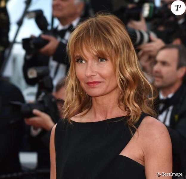 Axelle Laffont (habillée en Paule Ka) - Montée des marches du film «Le Grand Bain» lors du 71ème Festival International du Film de Cannes. Le 13 mai 2018 © Giancarlo Gorassini / Bestimage