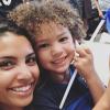 Chloé Mortaud et son fils : Duo de supporters des Bleus complice à Las Vegas