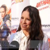 """Evangeline Lilly (EXCLU) s'exprime tout en français pour """"Ant-Man et la Guêpe"""""""
