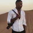 Terence Telle à Dubaï - Instagram, 28 mai 2018