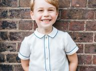 George de Cambridge : Sourire canaille pour son 5e anniversaire en photo