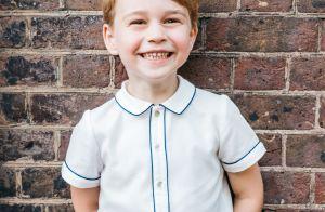 George de Cambridge : Sourire canaille pour son 5e anniversaire en photo