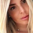 Emilie Fiorelli dévoile un selfie sur Instagram - 25 juin 2018