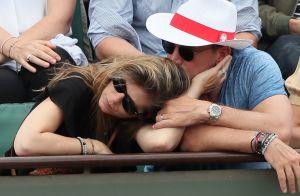 Benjamin Castaldi en plein bonheur : Il dévoile des photos de sa femme topless