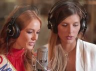 Iris Mittenaere, Camille Cerf : Les Miss chanteuses, leur titre dévoilé