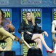 Jason Momoa, Amber Heard et Nicole Kidman à San Diego le 21 juillet 2018.