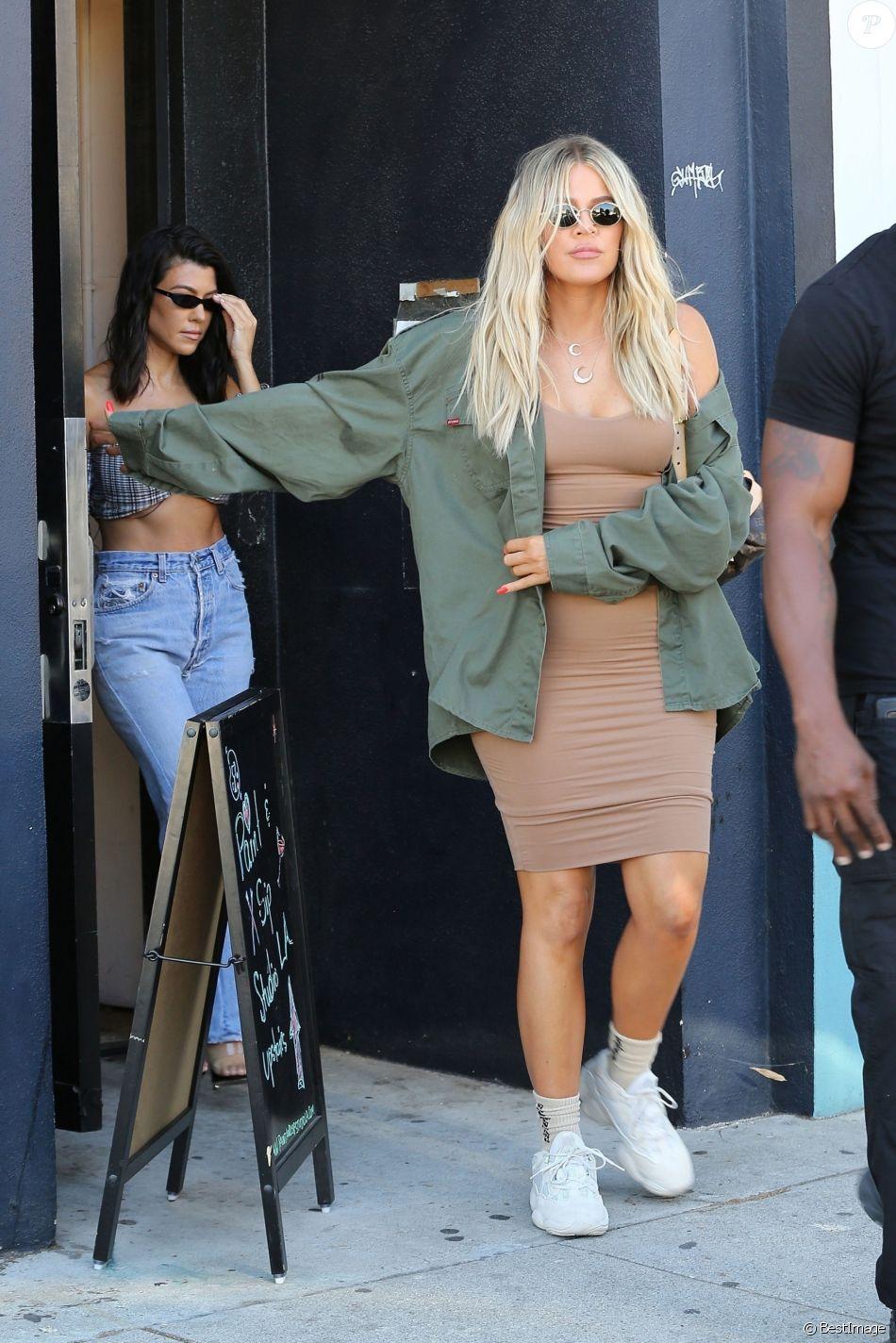Los Angeles Ca The Og Kardashian Krew 8212 Kourtney