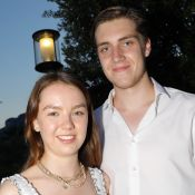 Alexandra de Hanovre in love : Soirée blanche avec la famille de son chéri