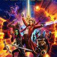 """""""Les Gardiens de la galaxie, vol. 2"""" de James Gunn, sorti en 2017."""