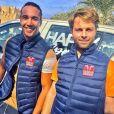 """Laurent Maistret et Martin Bazin de """"Koh-Lanta"""" au Maroc - Instagram, 4 novembre 2017"""