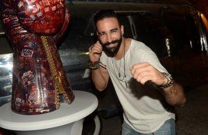 Adil Rami : Fin de vacances à Saint-Tropez sans Pamela Anderson...