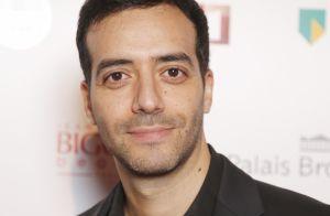 Tarek Boudali sexy torse nu : Son