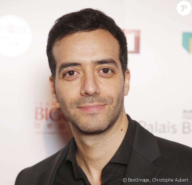 Tarek Boudali - 25ème édition des Trophées du Film Français 2018 au Palais Brongniart à Paris. Le 6 février 2018 © Christophe Aubert via Bestimage