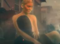 Kylie Jenner : Déesse scintillante dans le clip inédit de son chéri Travis Scott