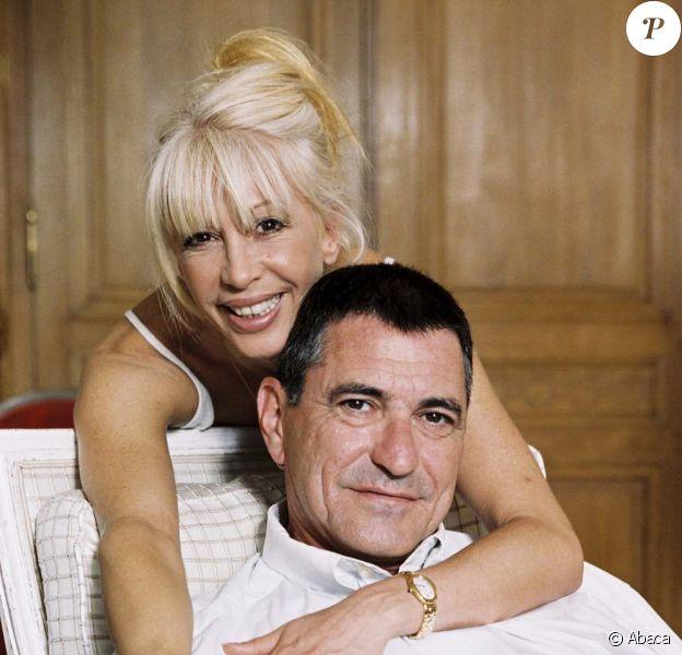 Jean-Marie Bigard et sa femme Claudia