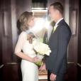 Christopher Froome et sa femme Michelle ont accueilli le 1er août 2018 leur second enfant, une petite fille prénommée Katie. Photo Instagram du 6 novembre 2017, pour fêter leur anniversaire de mariage.
