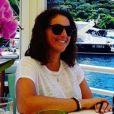 Valérie Benaïm en vacances en Italie - Instagram, 24 juillet 2018