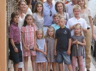 Cristina d'Espagne et ses enfants : Leurs vacances sans Iñaki, en prison...