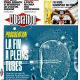 """Couverture du nouveau numéro du journal """"Libération"""" - 10 août 2018"""