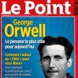 """La couverture du magazine """"Le Point"""" (août 2018)."""