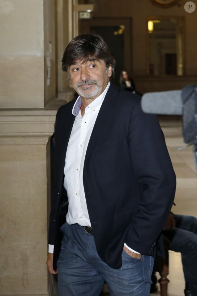 Semi Exclusif - Michel Neyret arrive à la cour d'appel de Paris le 12 juin 2018. © CVS / Bestimage