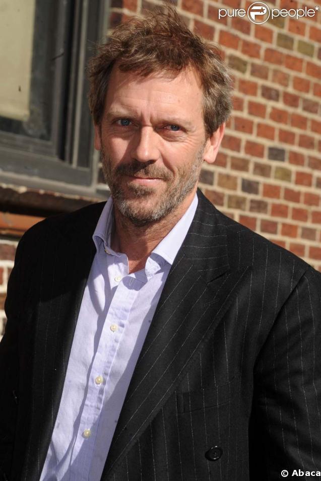 Hugh Laurie dans le rôle du Dr Gregory House