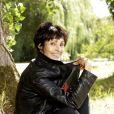 """Marie-Claude Pietragalla - """"Les écrivains chez Gonzague Saint Bris"""" - 1ère édition à Chanceaux-près-Loches, le 26 août 2018. © Cédric Perrin/Bestimage"""
