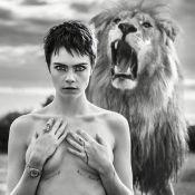 "Cara Delevingne, sexy en vacances : ""Fière"" de sa nouvelle poitrine"