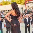 Georgina Rodriguez - Cérémonie d'ouverture du 75e Festival du film de Venise, la Mostra, le 29 août 2018.