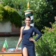 Georgina Rodriguez - Jour d'ouverture du 75e Festival du film de Venise, la Mostra, le 29 août 2018.