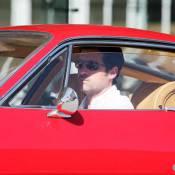 Patrick Dempsey, les belles carrosseries... il adore ça !