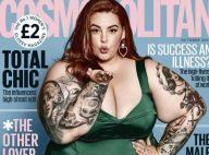 Tess Holliday : Radieuse en couverture de magazine, moquée pour son poids