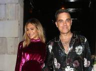 Robbie Williams : Surprise, le chanteur est papa pour la troisième fois !