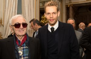 Charles Aznavour : À 94 ans, le chanteur est à nouveau grand-père !