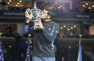 Novak Djokovic impérial à l'US Open : Sa femme Jelena pleine d'amour