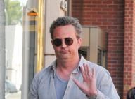 """Matthew Perry (Friends) : """"Trois mois à l'hôpital"""" après une opération d'urgence"""