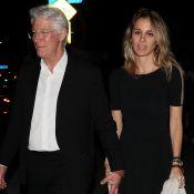 Richard Gere bientôt papa à 69 ans : sa jeune épouse confirme sa grossesse