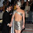 Kate Moss et Marc Jacobs, un couple glamour au Costume Institute Gala.